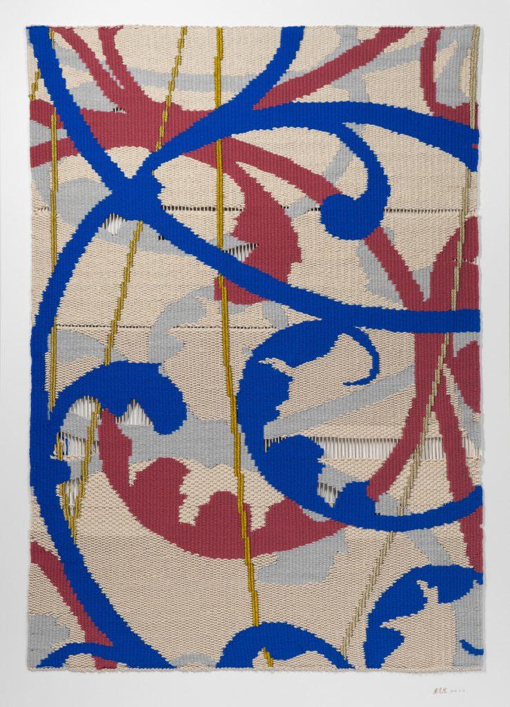 纹样XII织物1